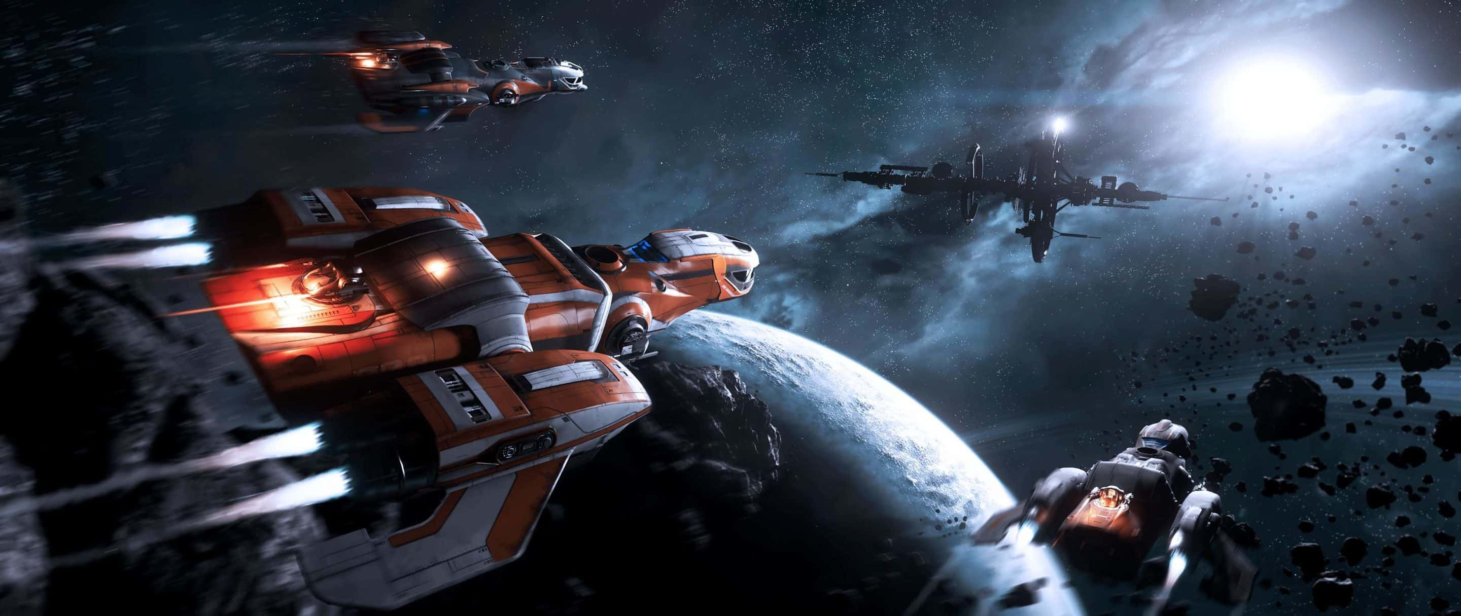 L'ALPHA 3.4 DE STAR CITIZEN EN LIVE !