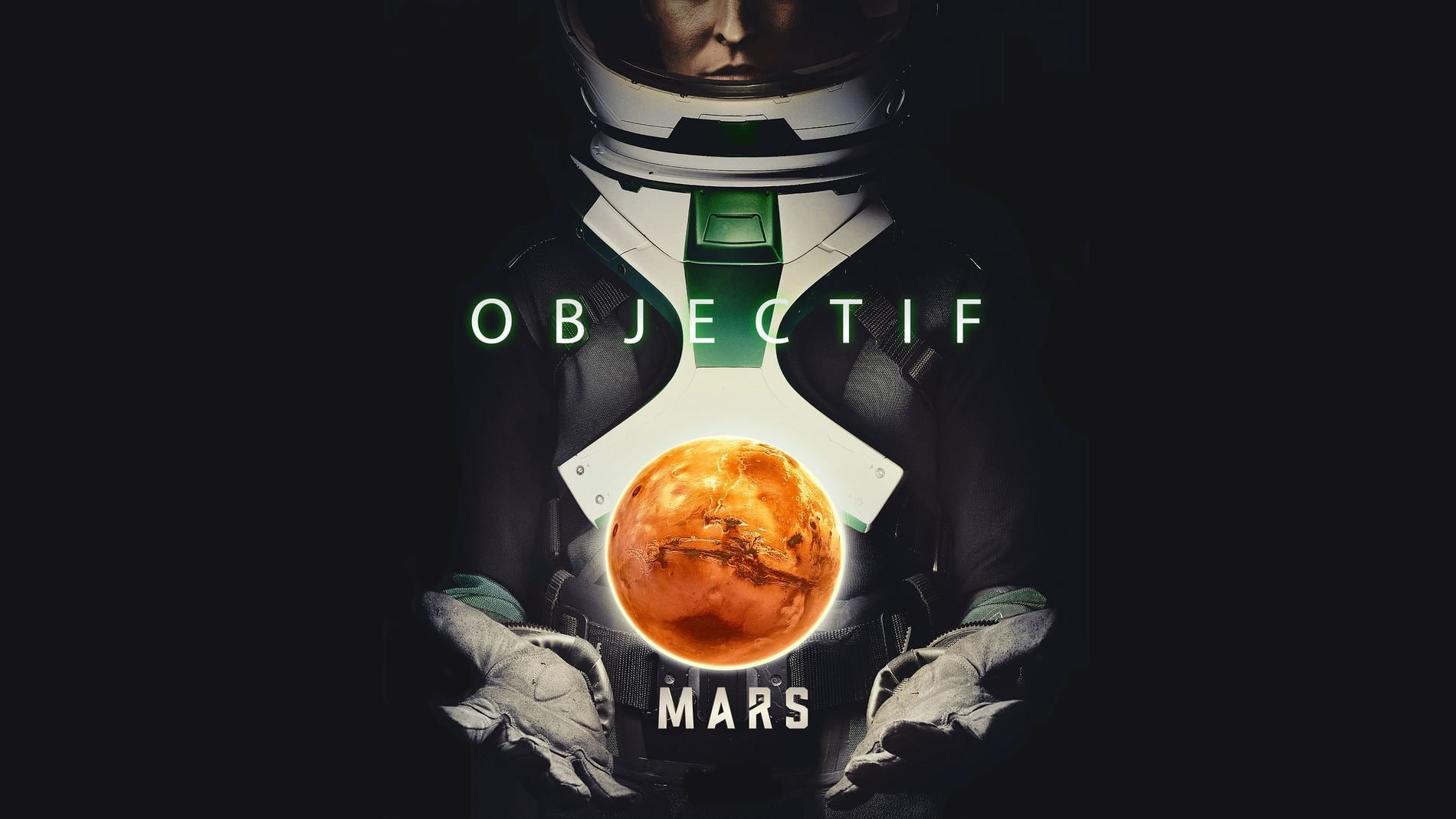 « OBJECTIF : MARS, LE PREMIER PODCAST NATIONAL GEOGRAPHIC »