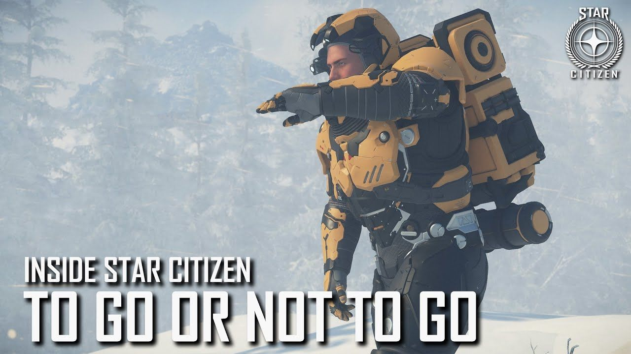Inside Star Citizen - 27/02 - On y va ou pas ?