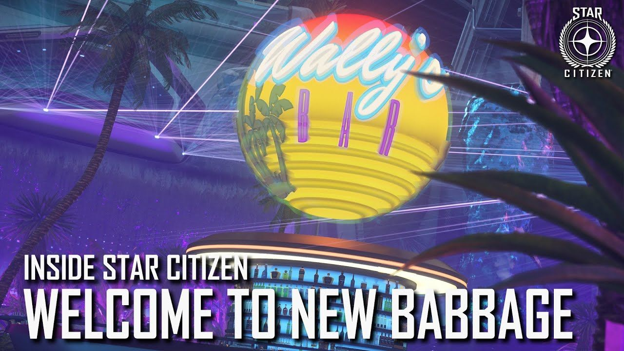 Inside Star Citizen - 26/03 - Bienvenue à New Babbage