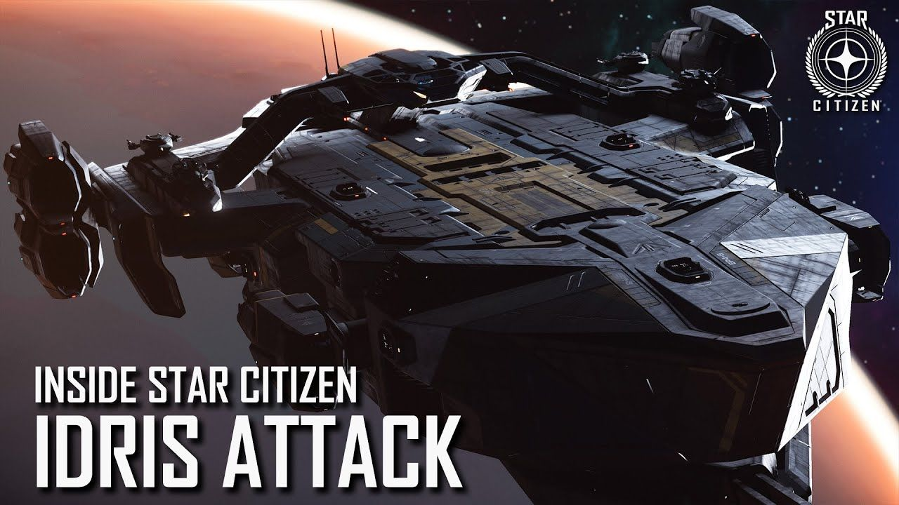 Inside Star Citizen - 05/03 - Attaque d'Idris