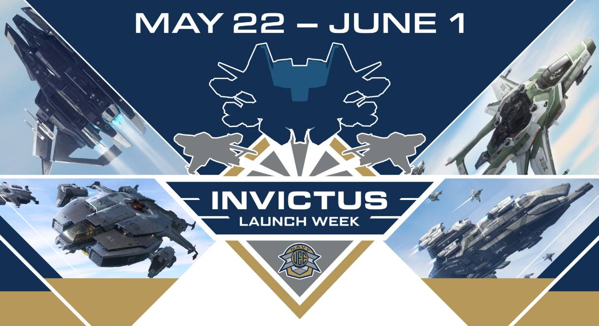 Invictus Launch Week