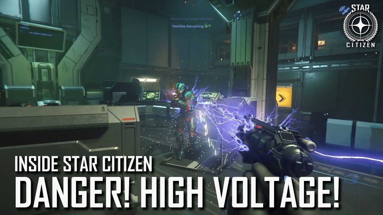 Inside Star Citizen - 28/05 - Danger ! Haute Tension !